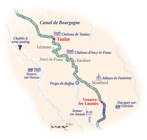 L Belle Epoch Itinerary