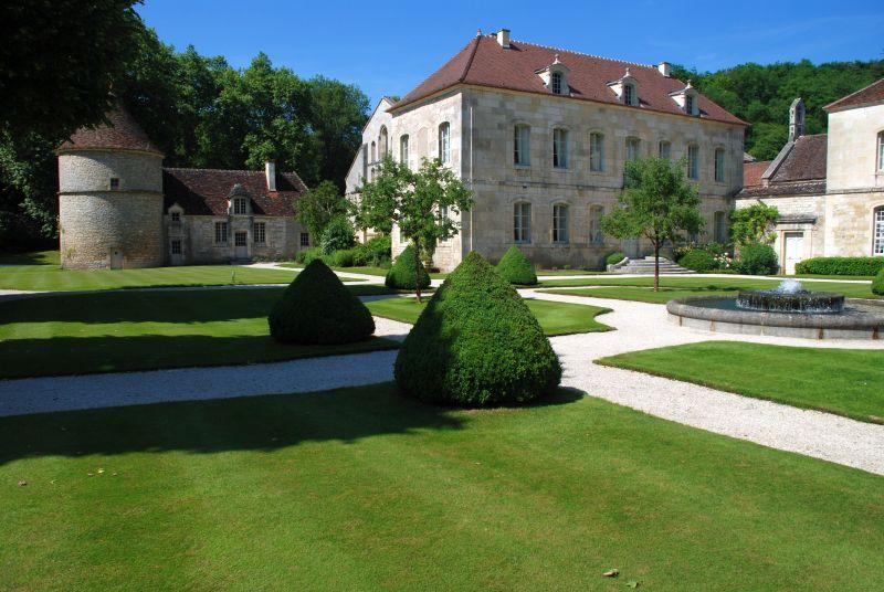 Abbaye de Fontenay