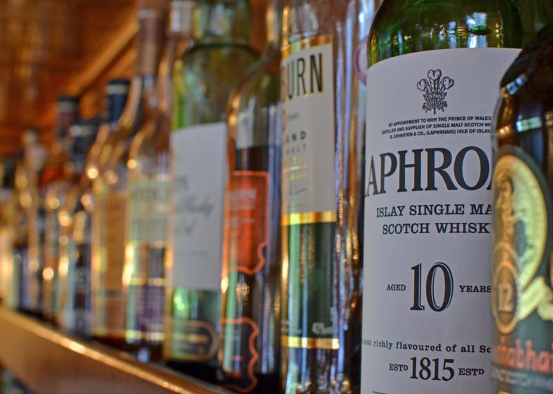 Scottish Highlander Whiskey