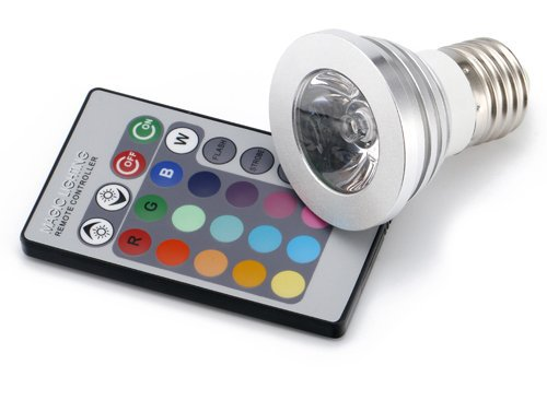 Youth Room DIY: LED Color Stage / Accent Lighting for Under $100