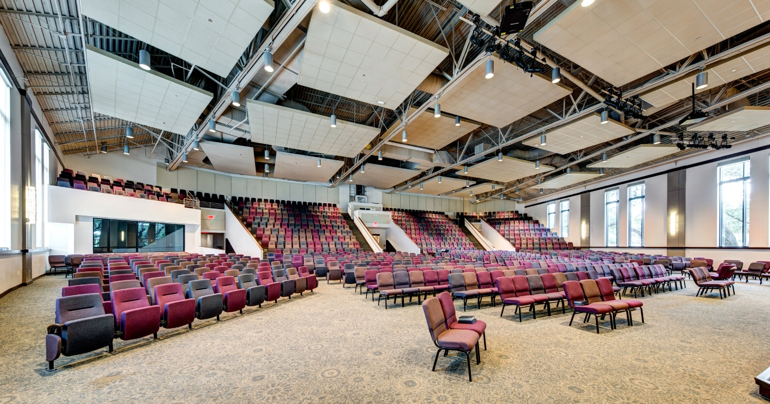 Congregation Seating & Cry Room