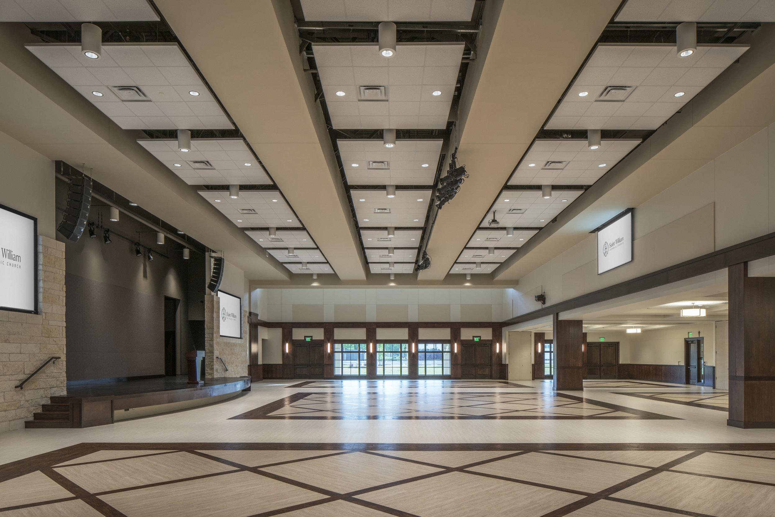 St. William Banquet Hall
