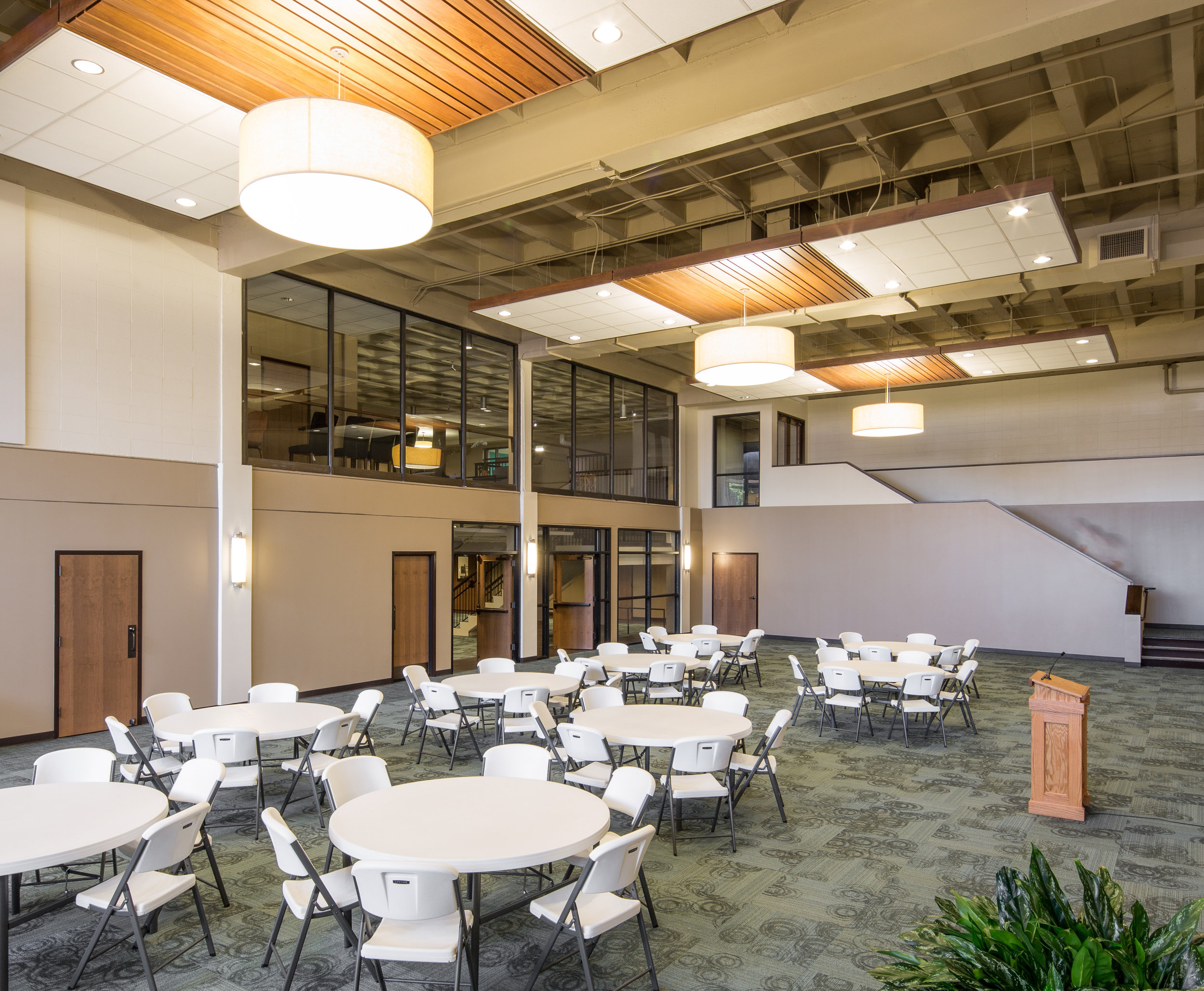 Redeemer Presbyterian Church Fellowship Hall
