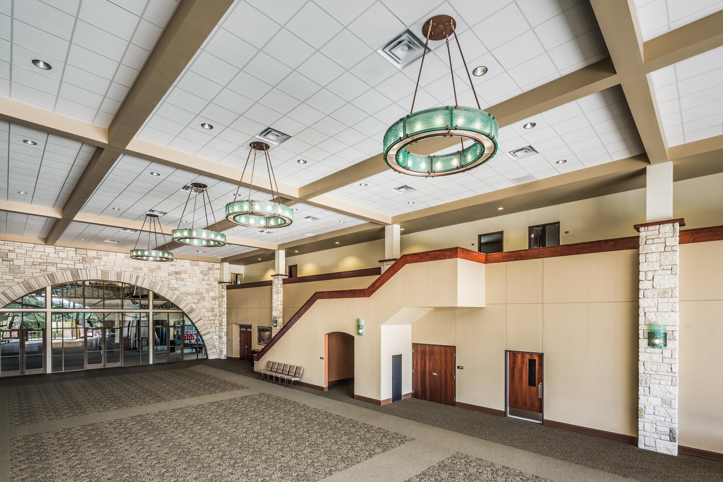 Austin Baptist Church Fellowship Hall