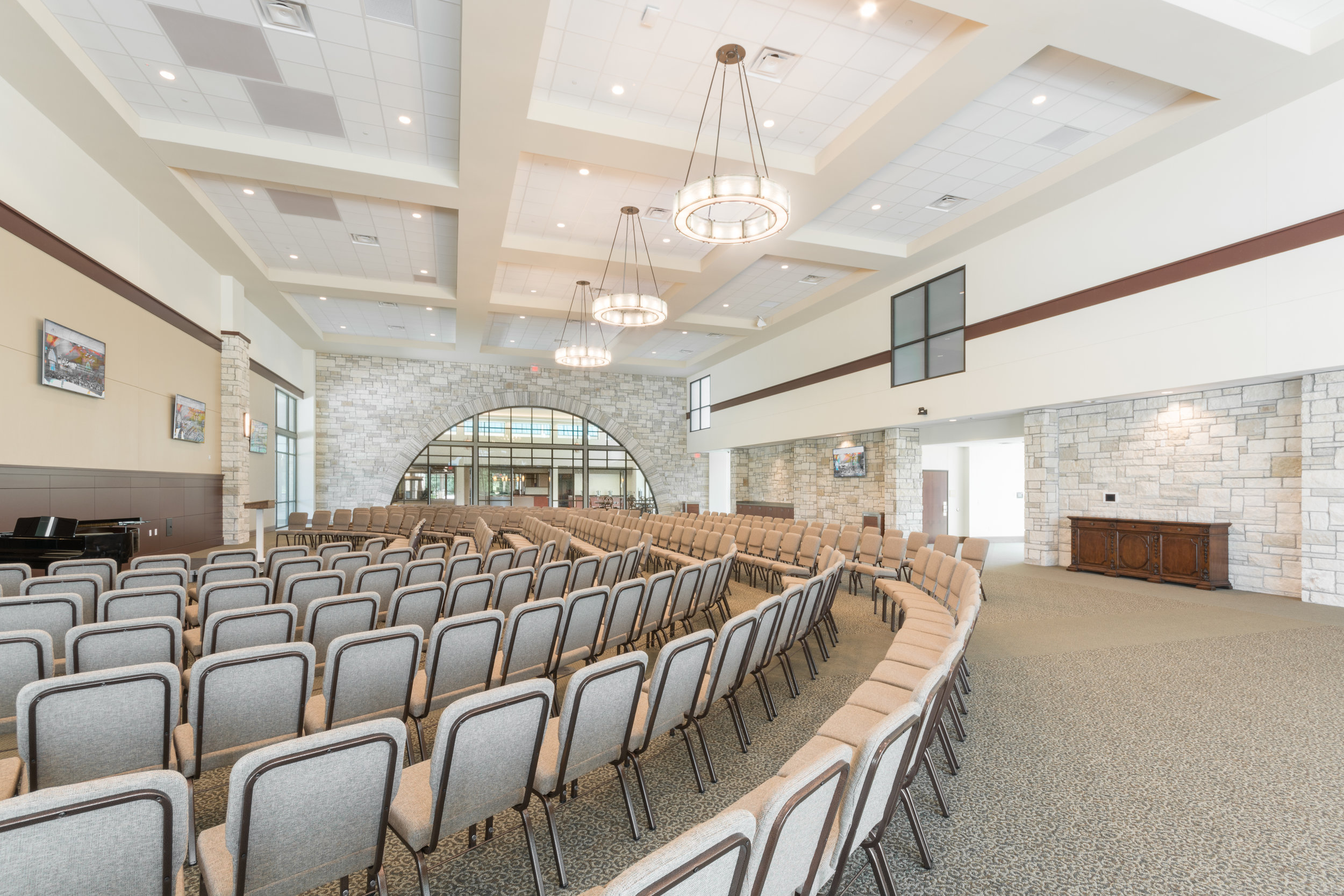 Austin Baptist Church Heritage Hall