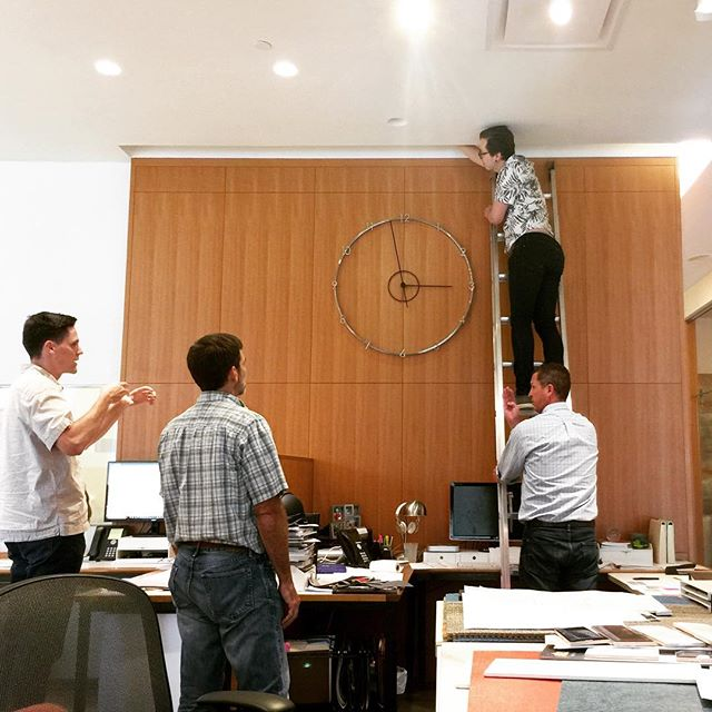 How many architects does it take to change a lightbulb? 🙈 #TGIF
