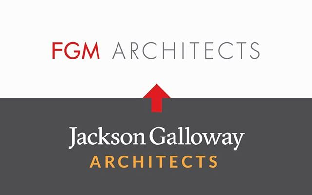 Jackson Galloway Architects, based in Austin, announces that it has been acquired by FGM Architects, headquartered in Oak Brook, IL. The merged firm will conduct business as Jackson Galloway FGM Architects.
