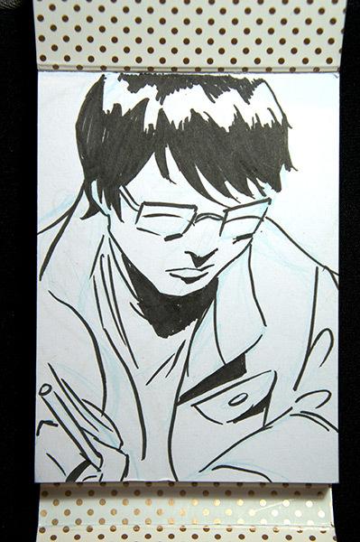 Victor Sketch