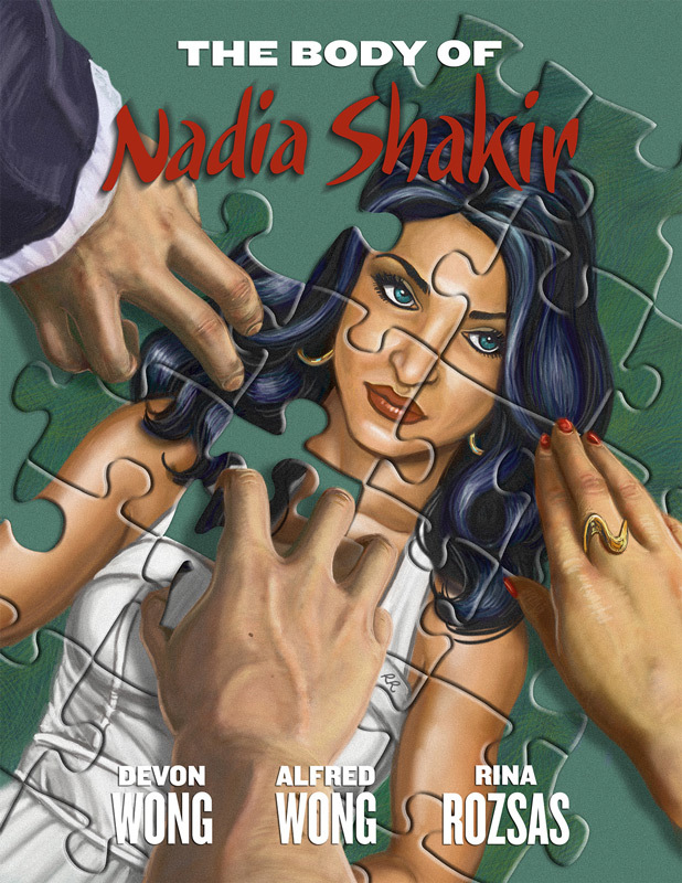 Body of Nadia Shakir cover