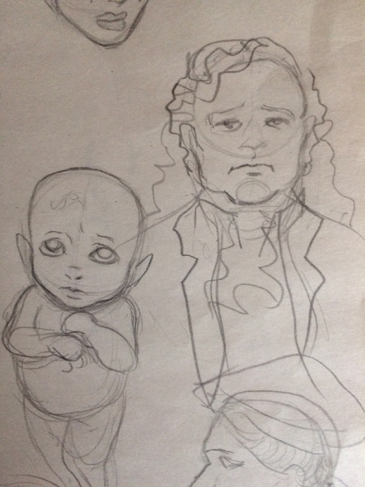 1st take on baby and Master.JPG