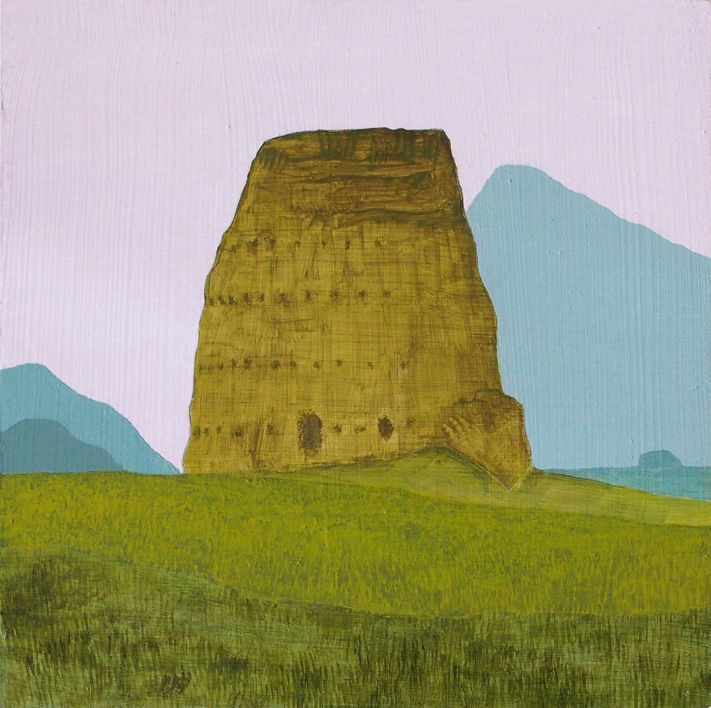 golden monolith
