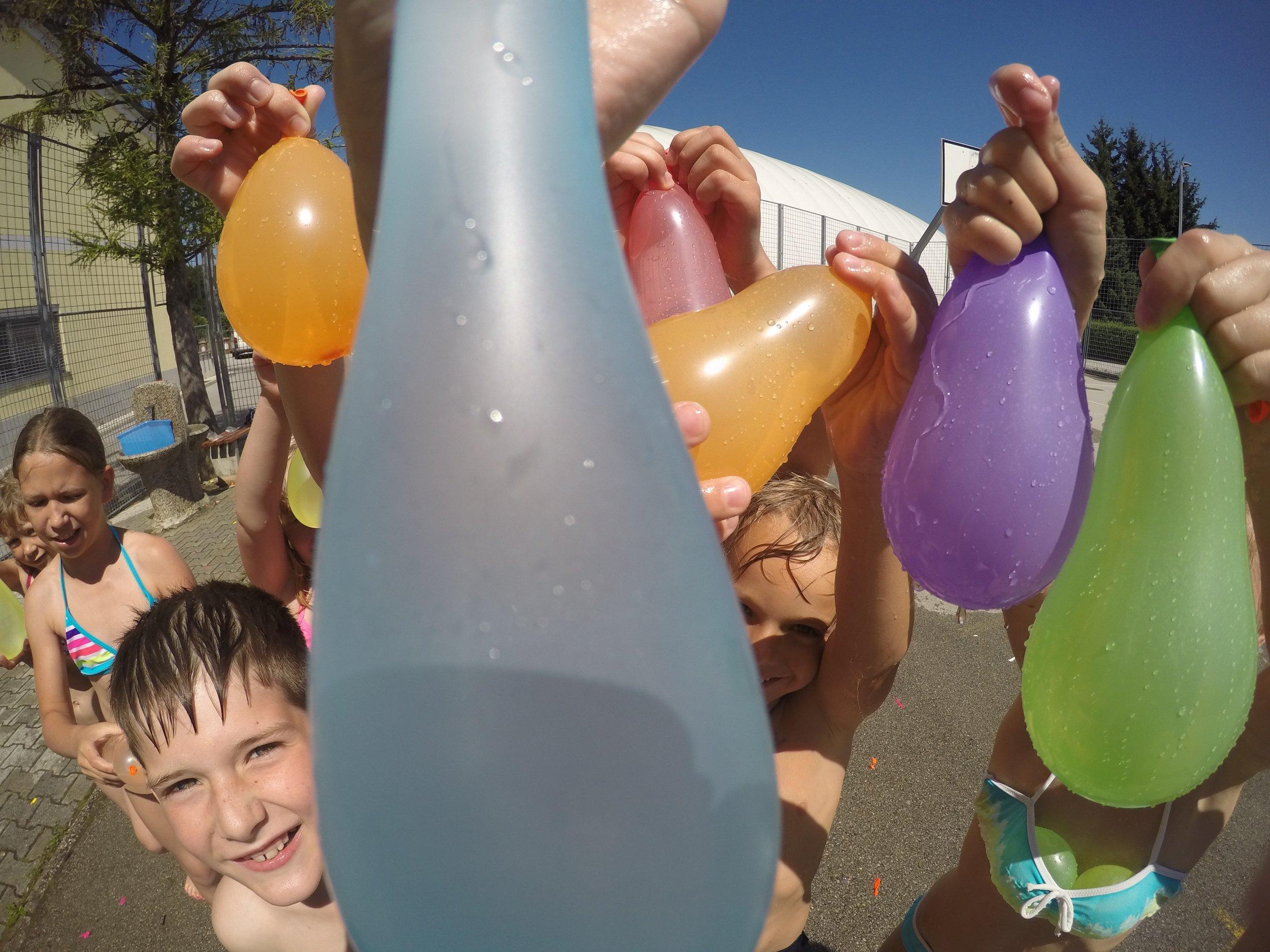 Aktivne poletne počitnice Grif