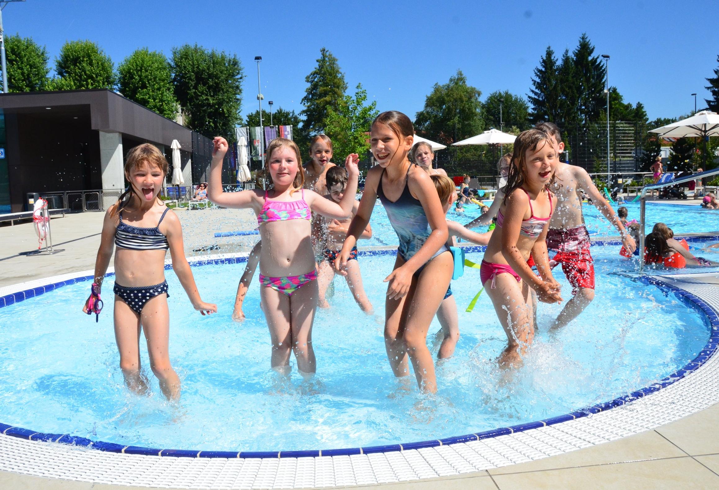 Aktivno počitniško varstvo za otroke Grif