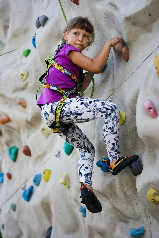 Počitniško plezanje za otroke
