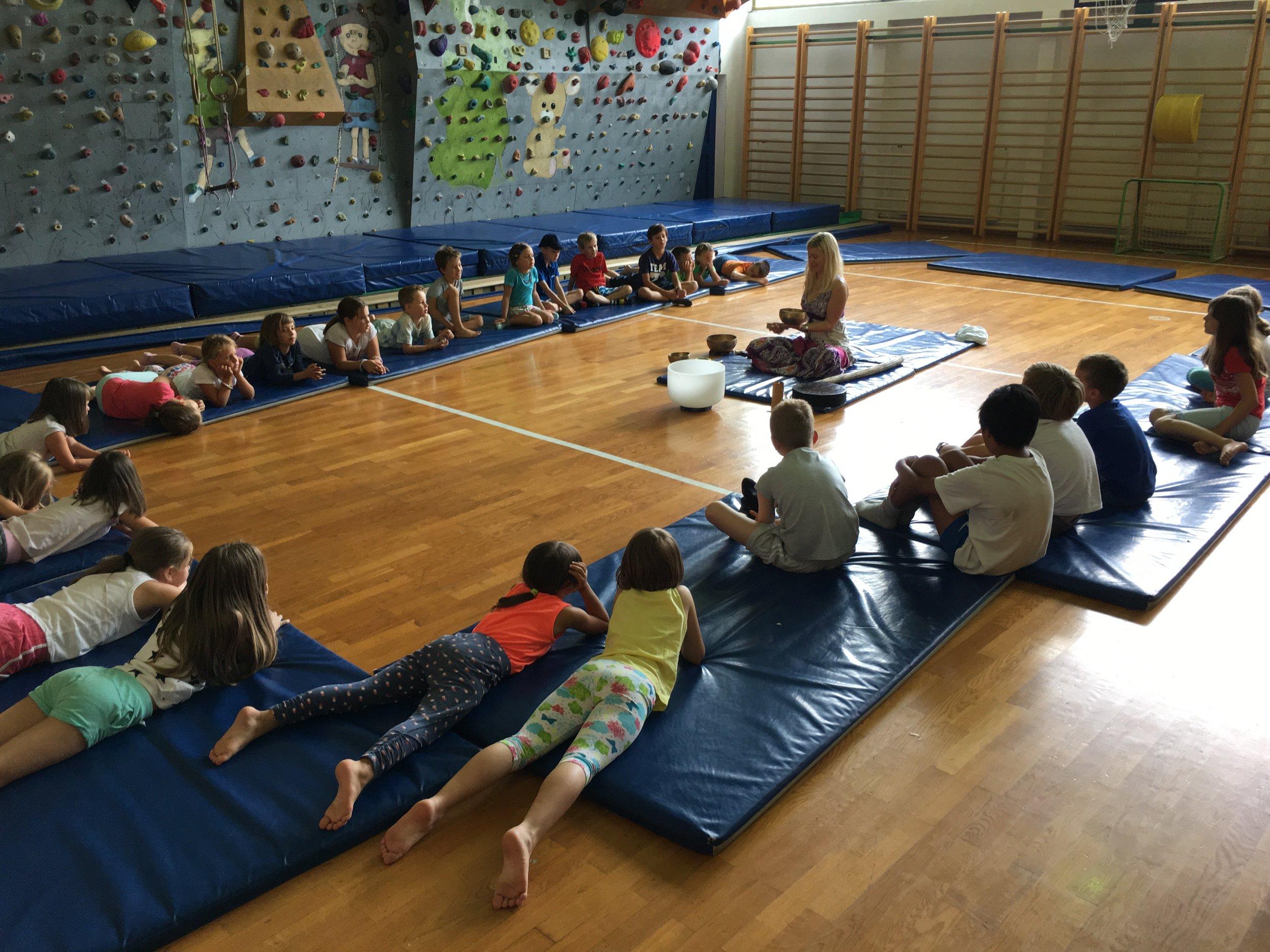 Počitniško varstvo za otroke Grif