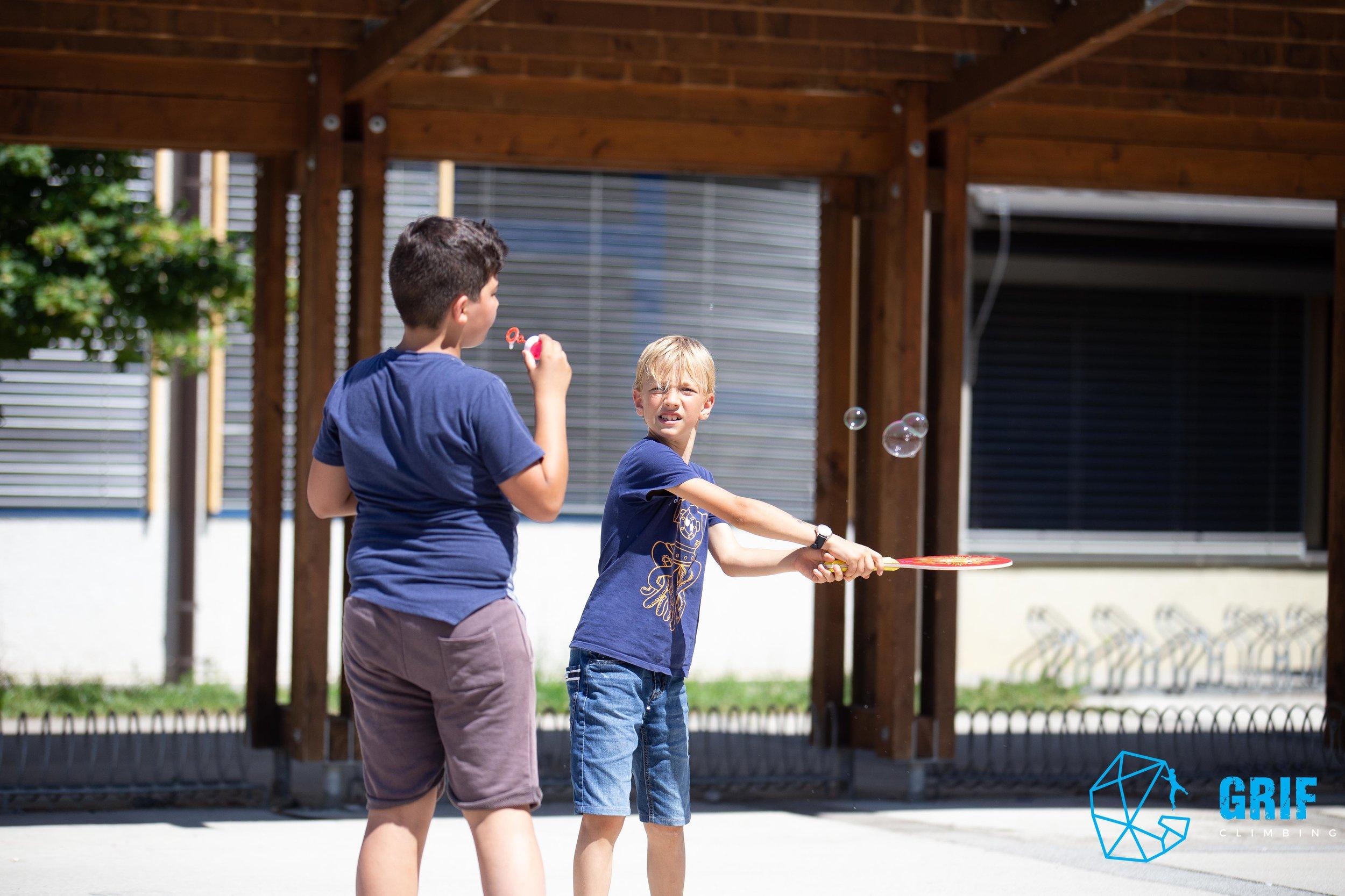 Aktivno počitniško varstvo za otroke Plezalno društvo Grif22.jpg