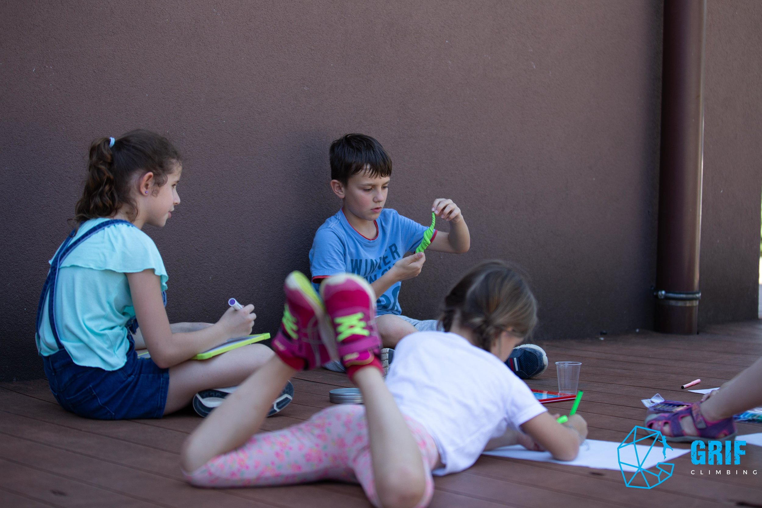 Aktivno počitniško varstvo za otroke Plezalno društvo Grif27.jpg