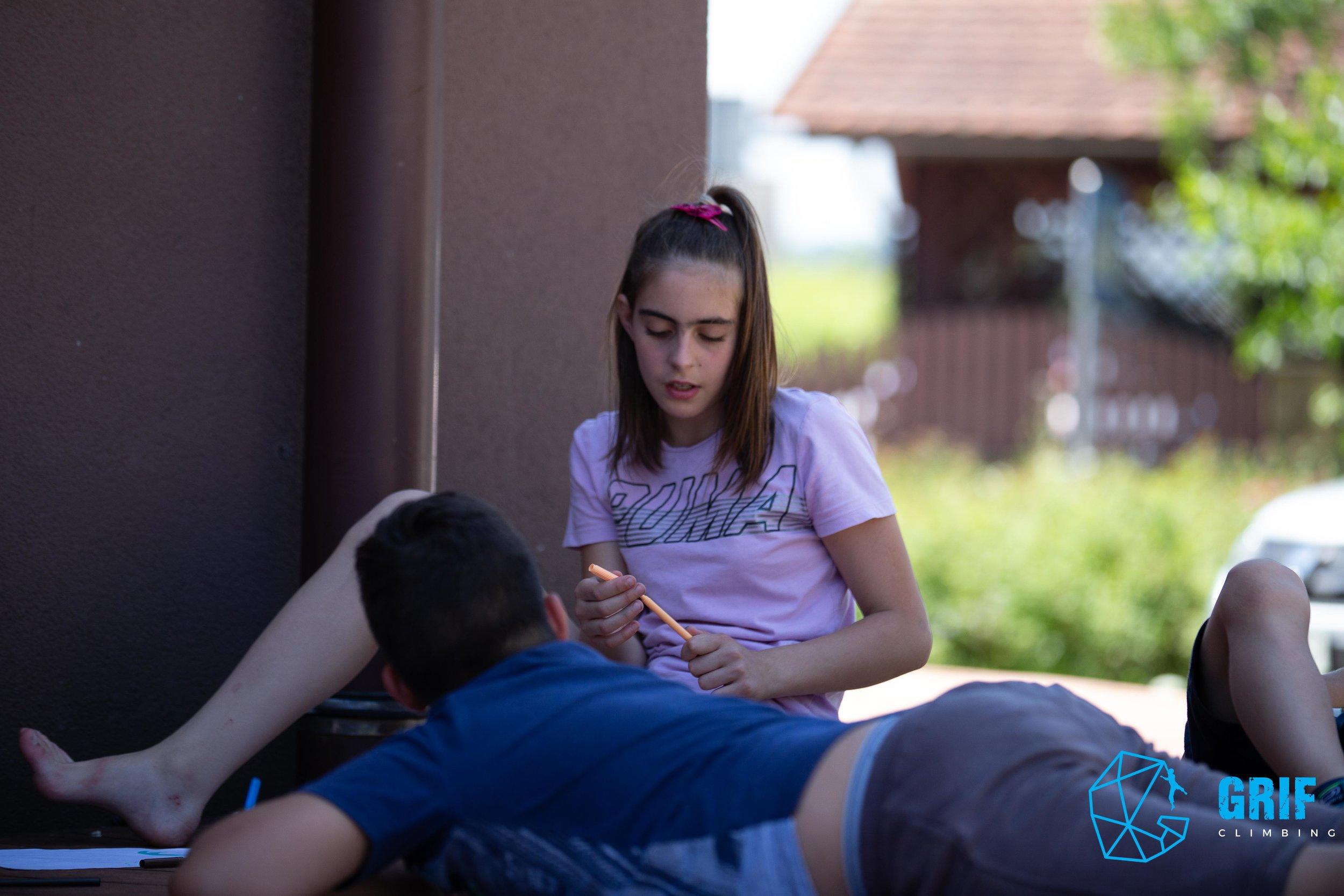 Aktivno počitniško varstvo za otroke Plezalno društvo Grif43.jpg