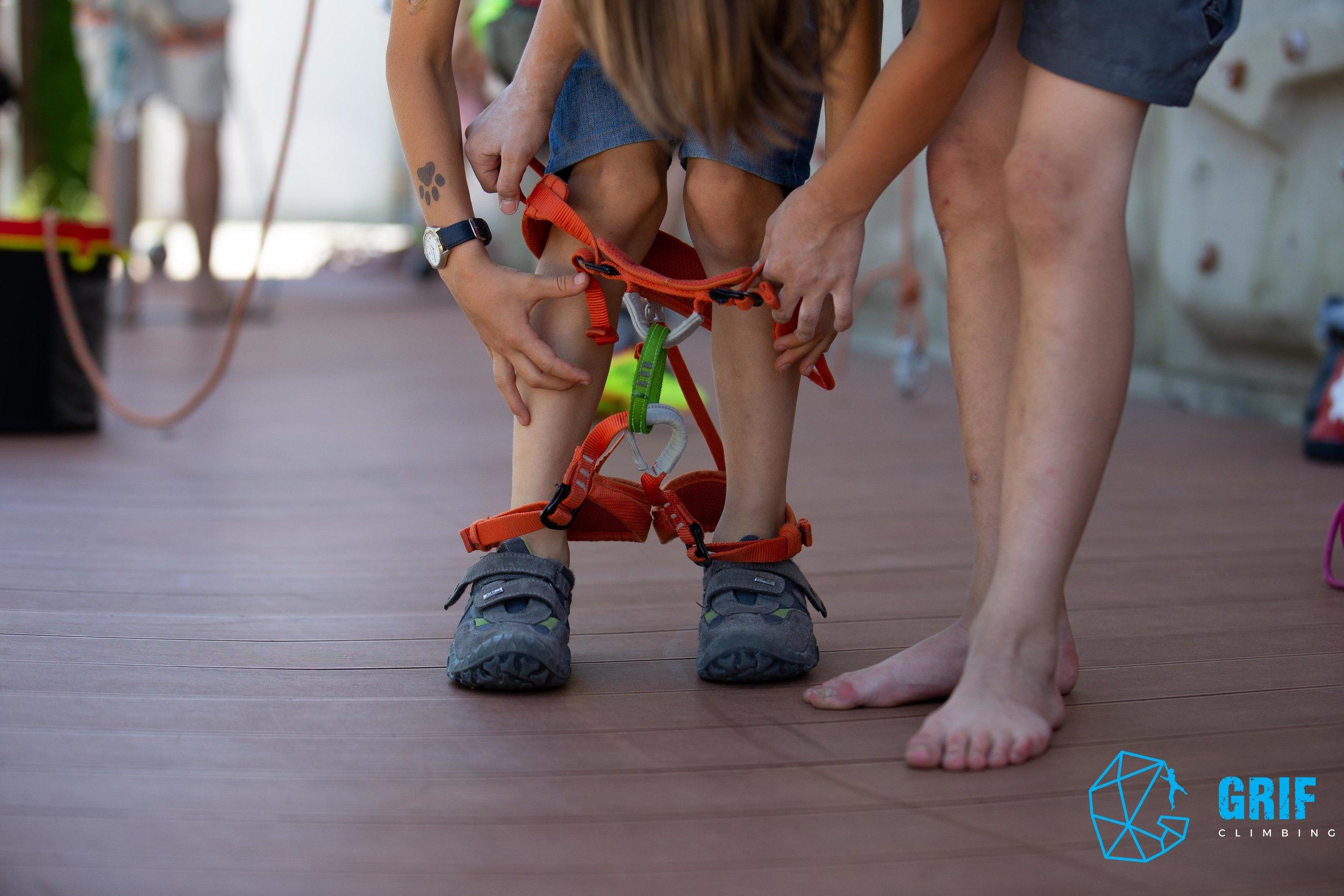 Aktivno počitniško varstvo za otroke Plezalno društvo Grif45.jpg