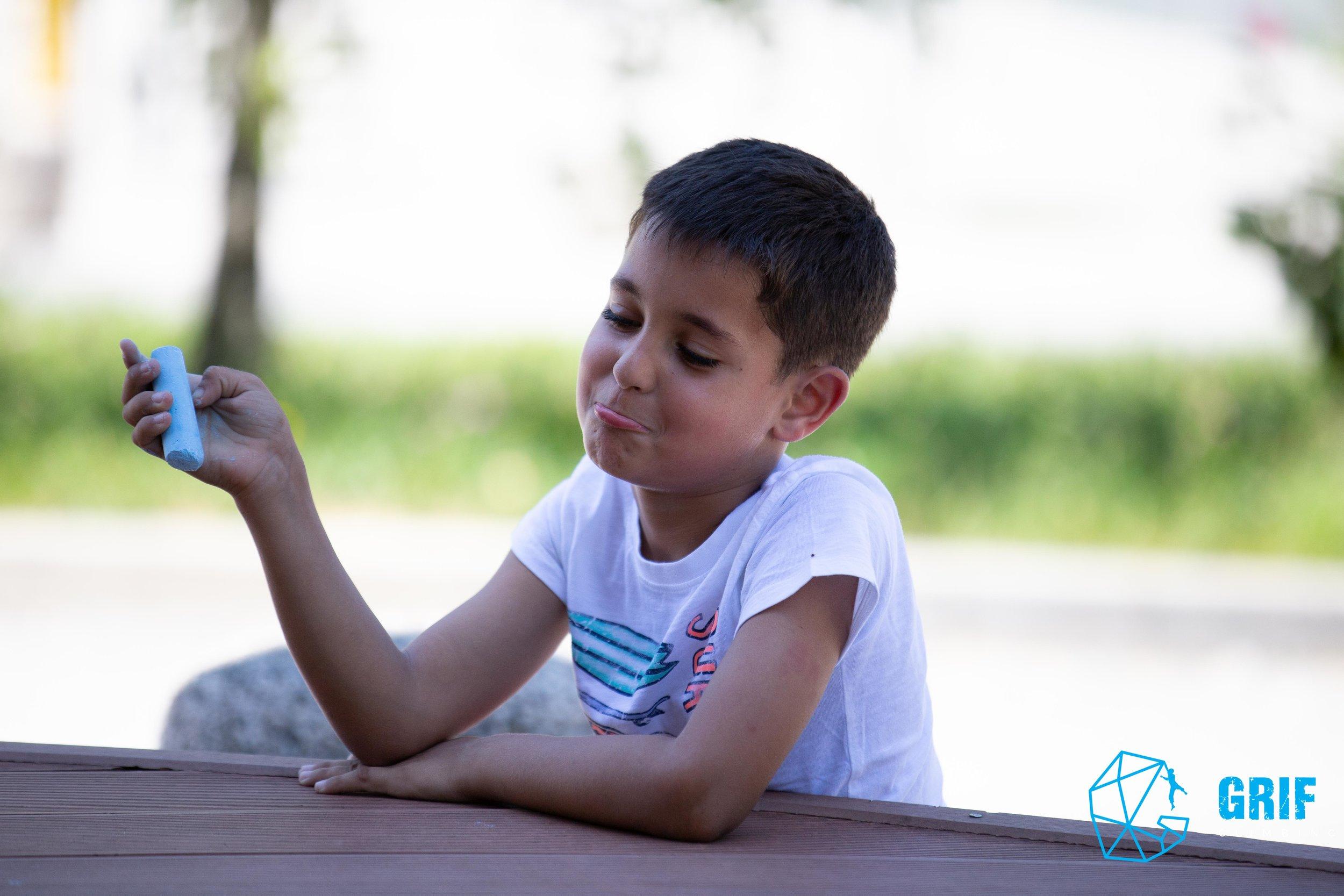 Aktivno počitniško varstvo za otroke Plezalno društvo Grif85.jpg