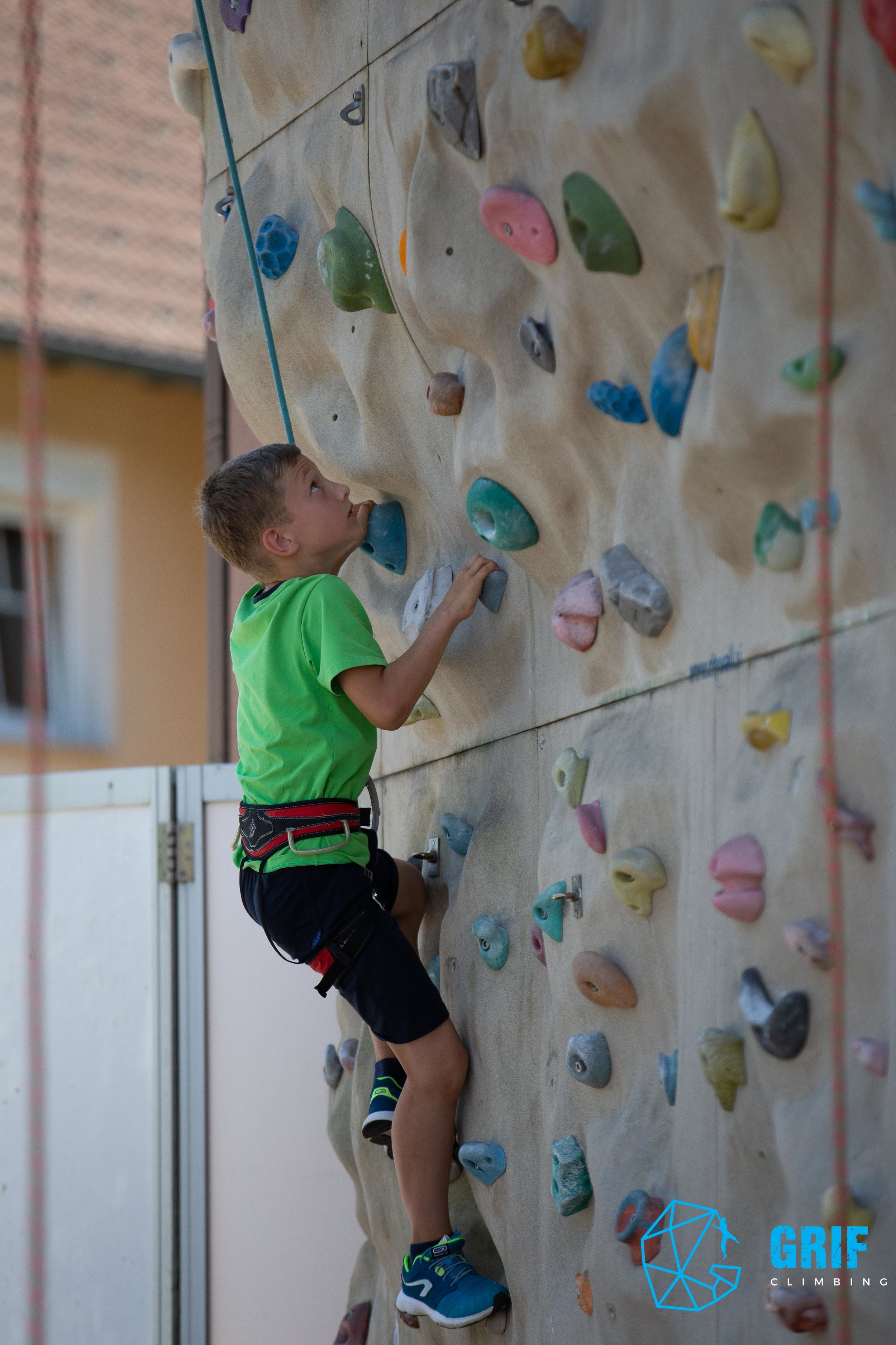 Aktivno počitniško varstvo za otroke Plezalno društvo Grif115.jpg
