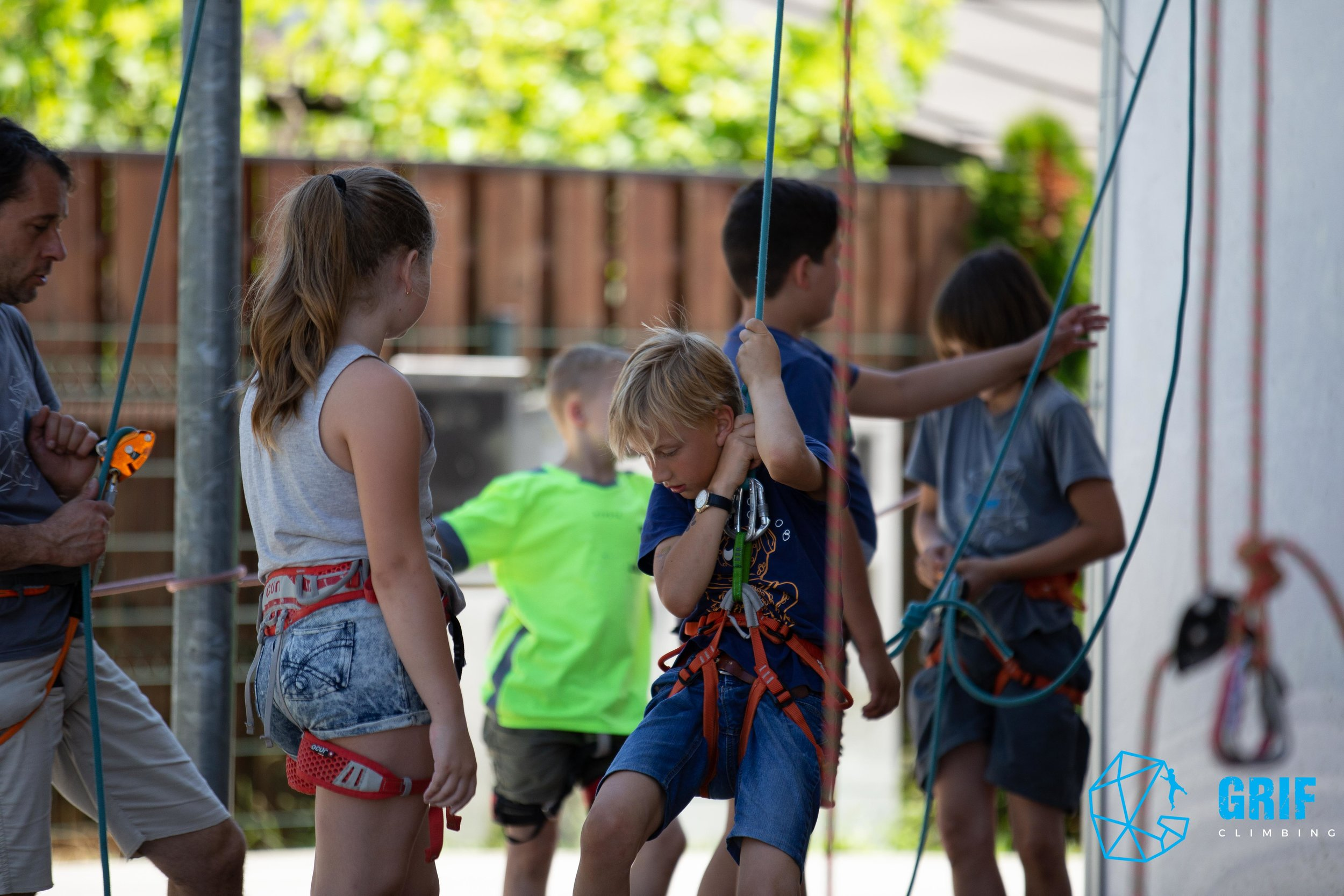 Aktivno počitniško varstvo za otroke Plezalno društvo Grif150.jpg