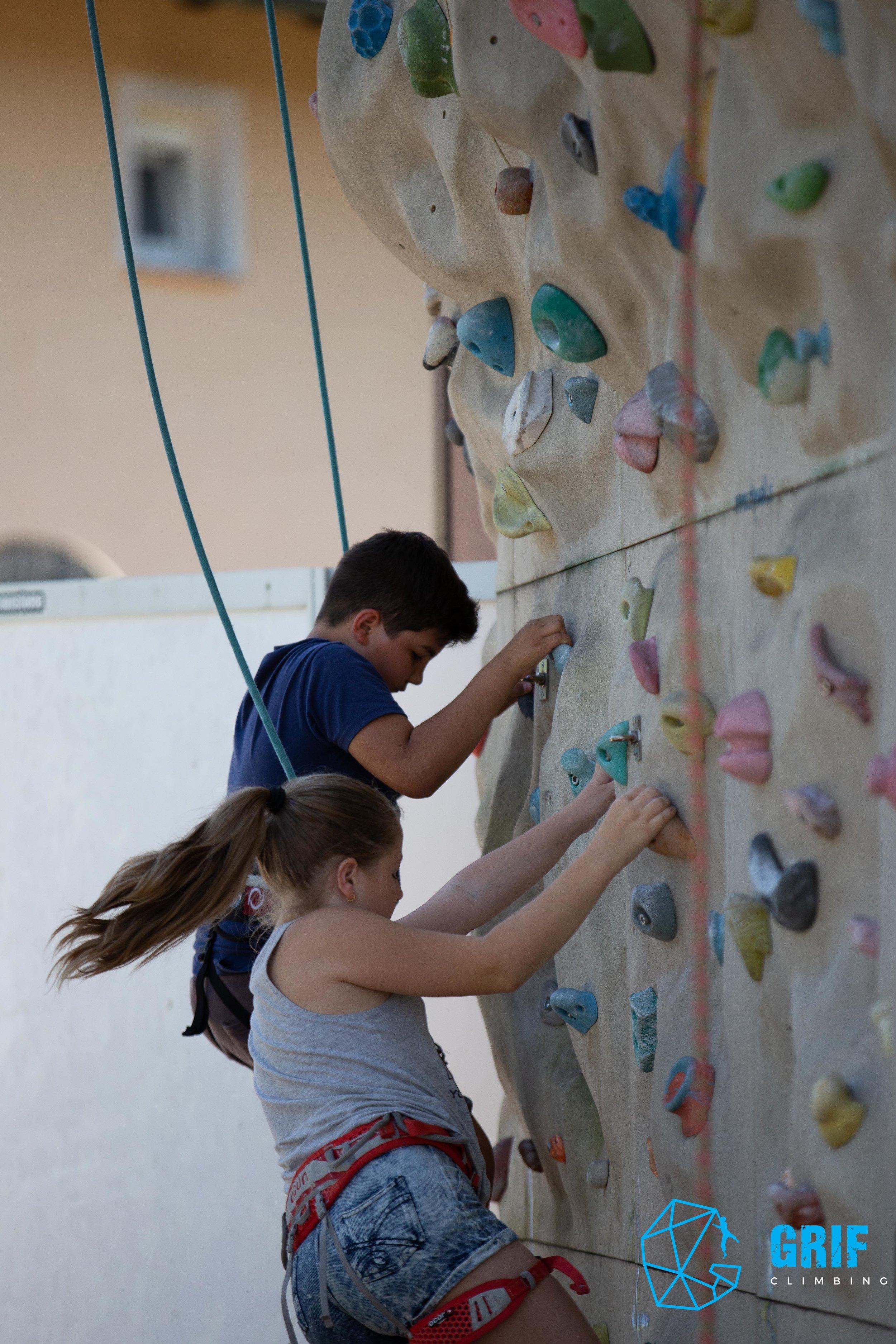 Aktivno počitniško varstvo za otroke Plezalno društvo Grif152.jpg