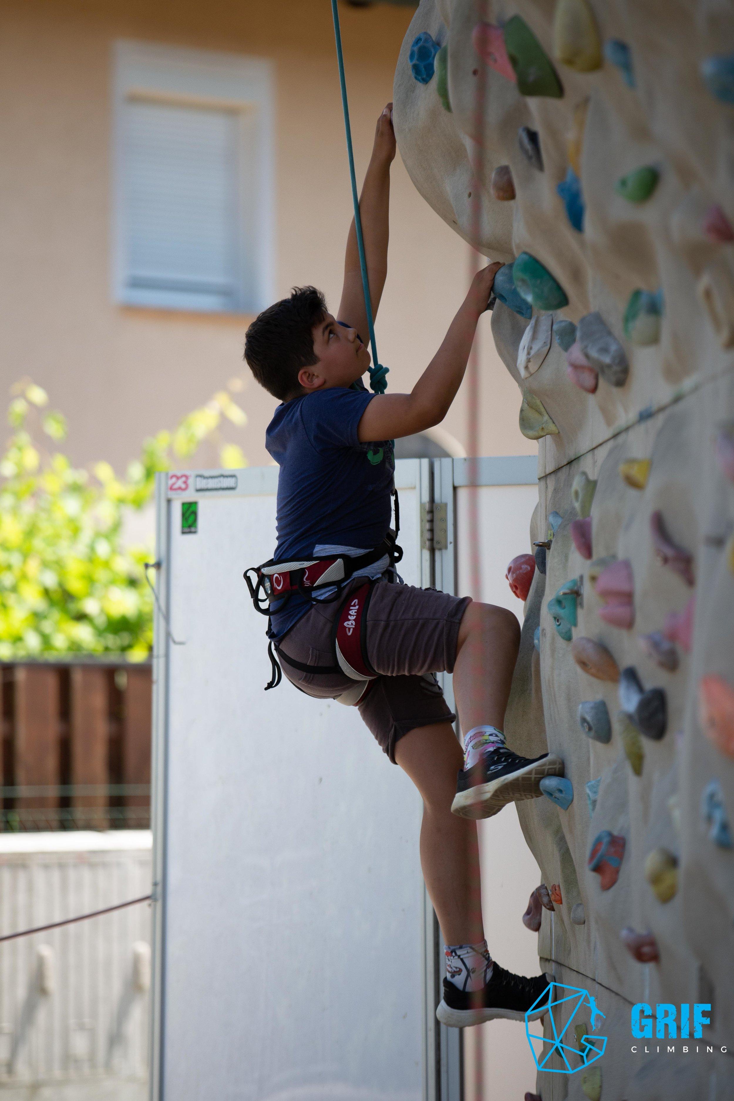 Aktivno počitniško varstvo za otroke Plezalno društvo Grif158.jpg