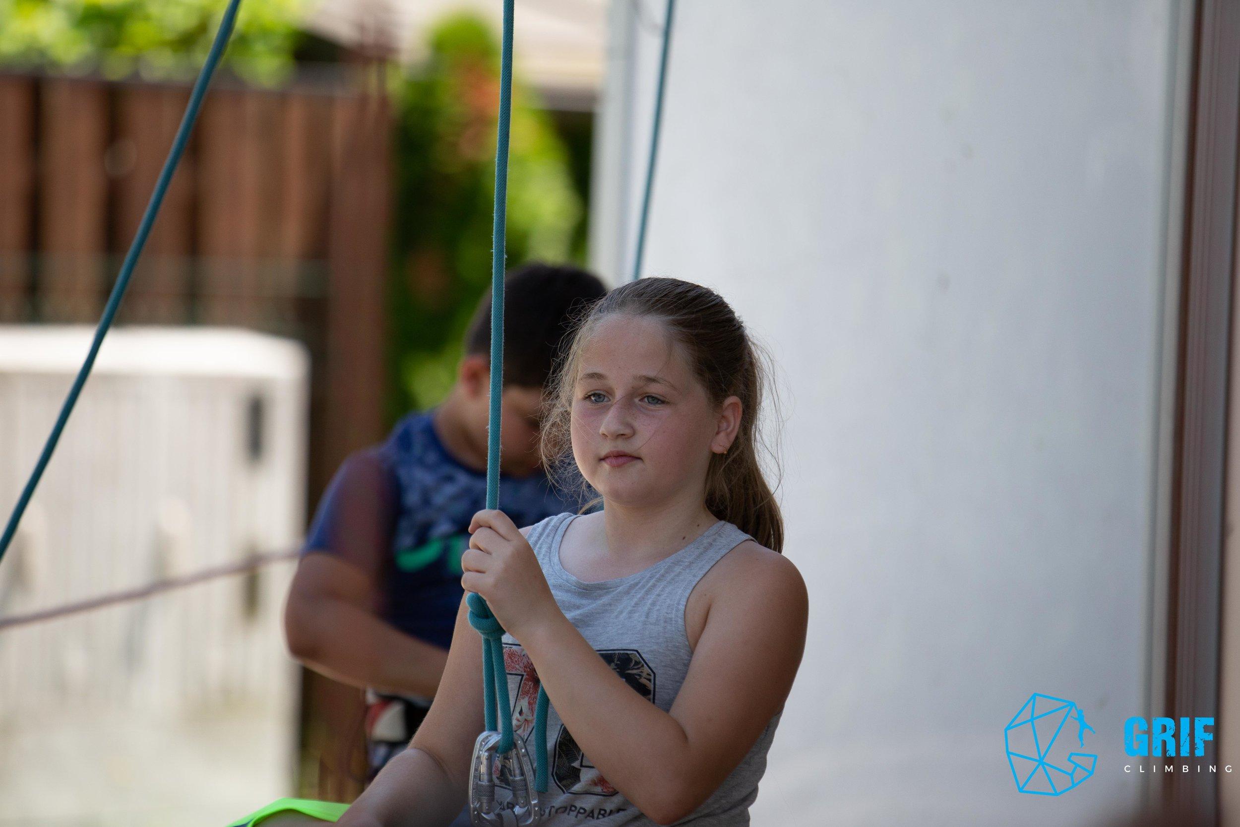 Aktivno počitniško varstvo za otroke Plezalno društvo Grif166.jpg