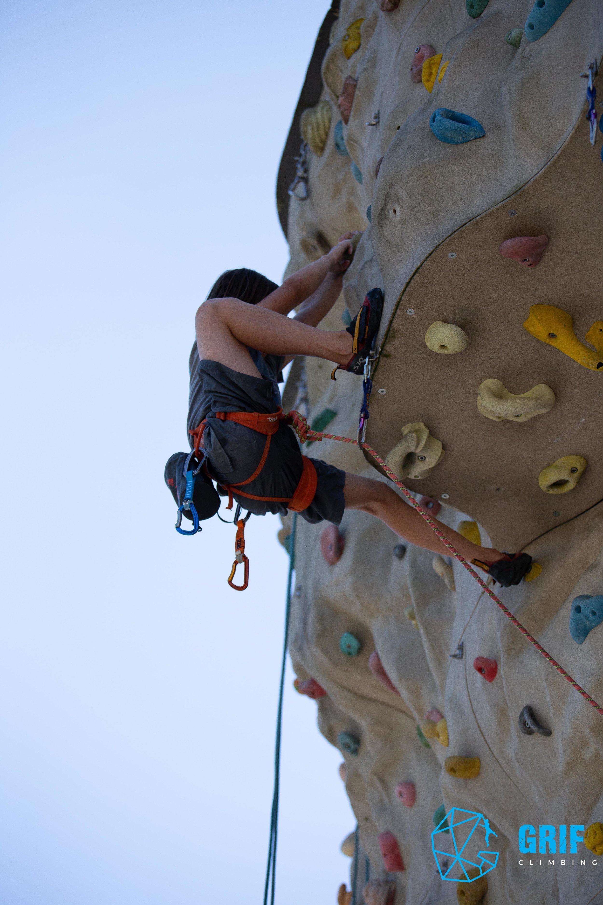 Aktivno počitniško varstvo za otroke Plezalno društvo Grif192.jpg