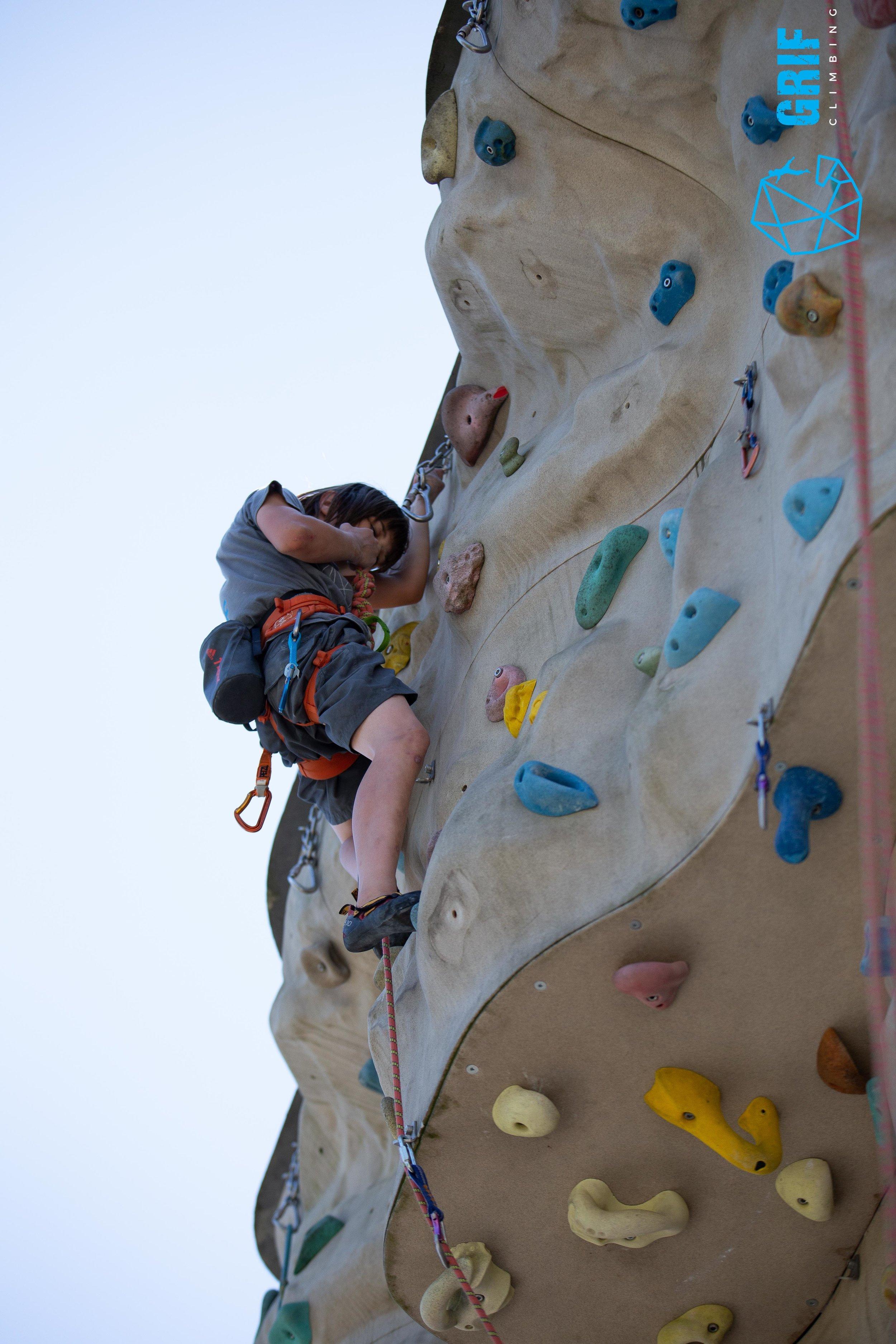 Aktivno počitniško varstvo za otroke Plezalno društvo Grif194.jpg