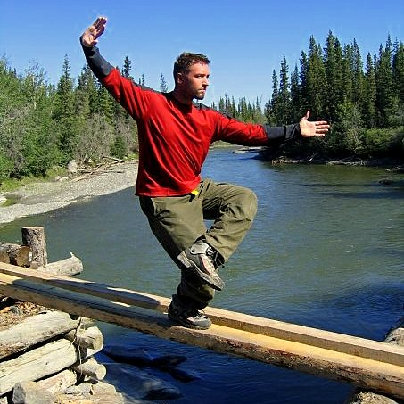 Shifu Woolsey, Yukon Territory, 2009