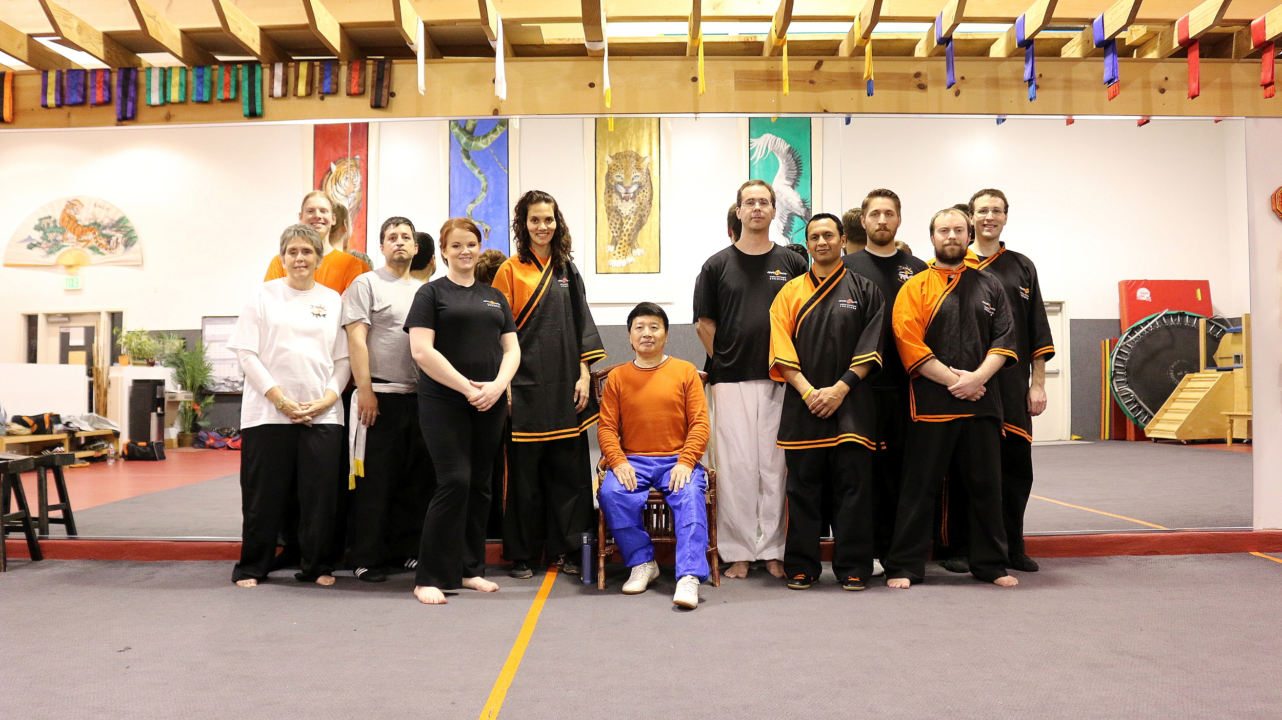 Monk Wise Academy 2014