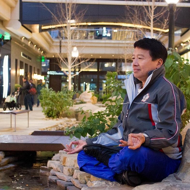 禪坐   Meditation