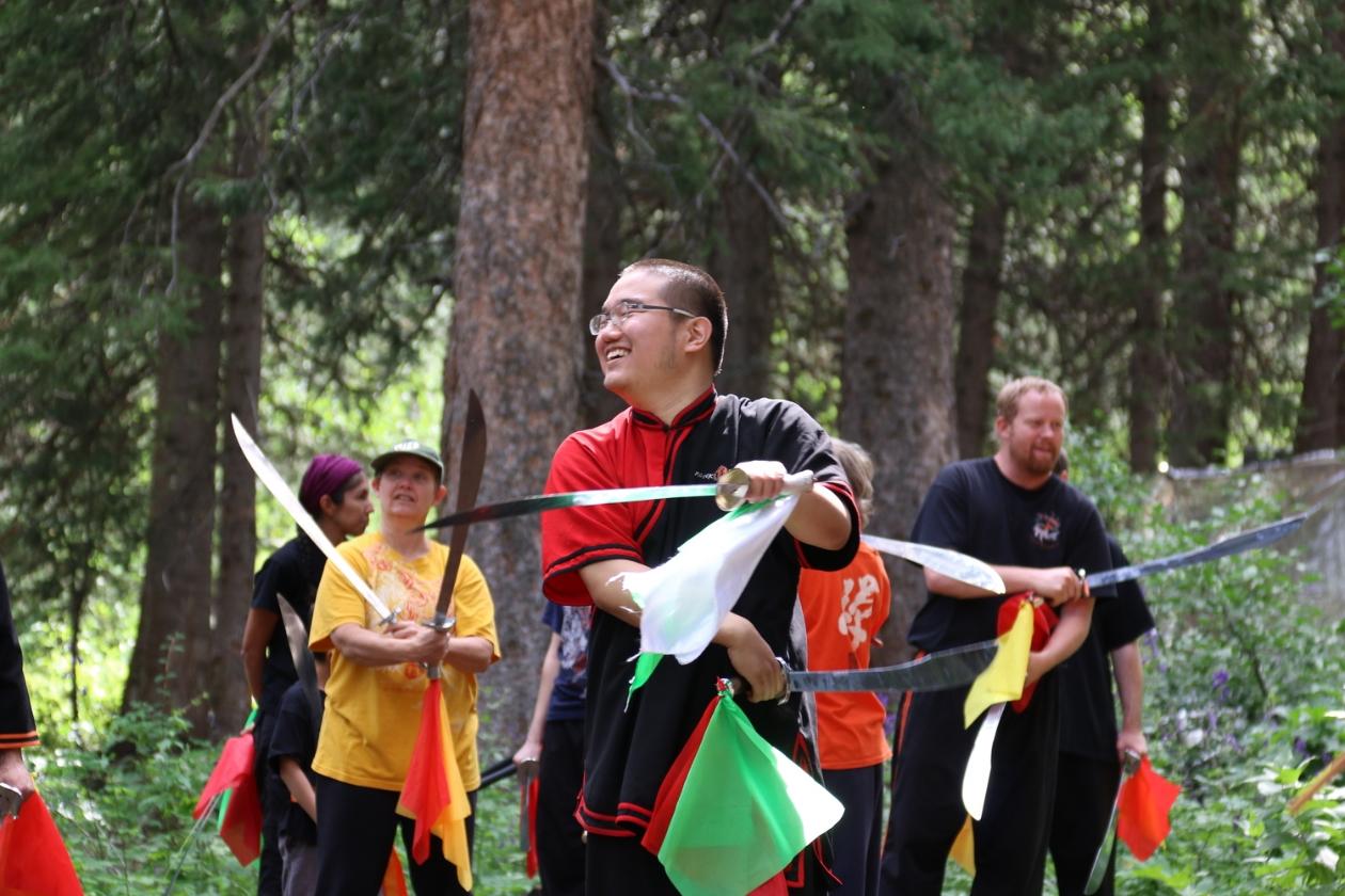 Shifu Jung, 2014 Summer Retreat