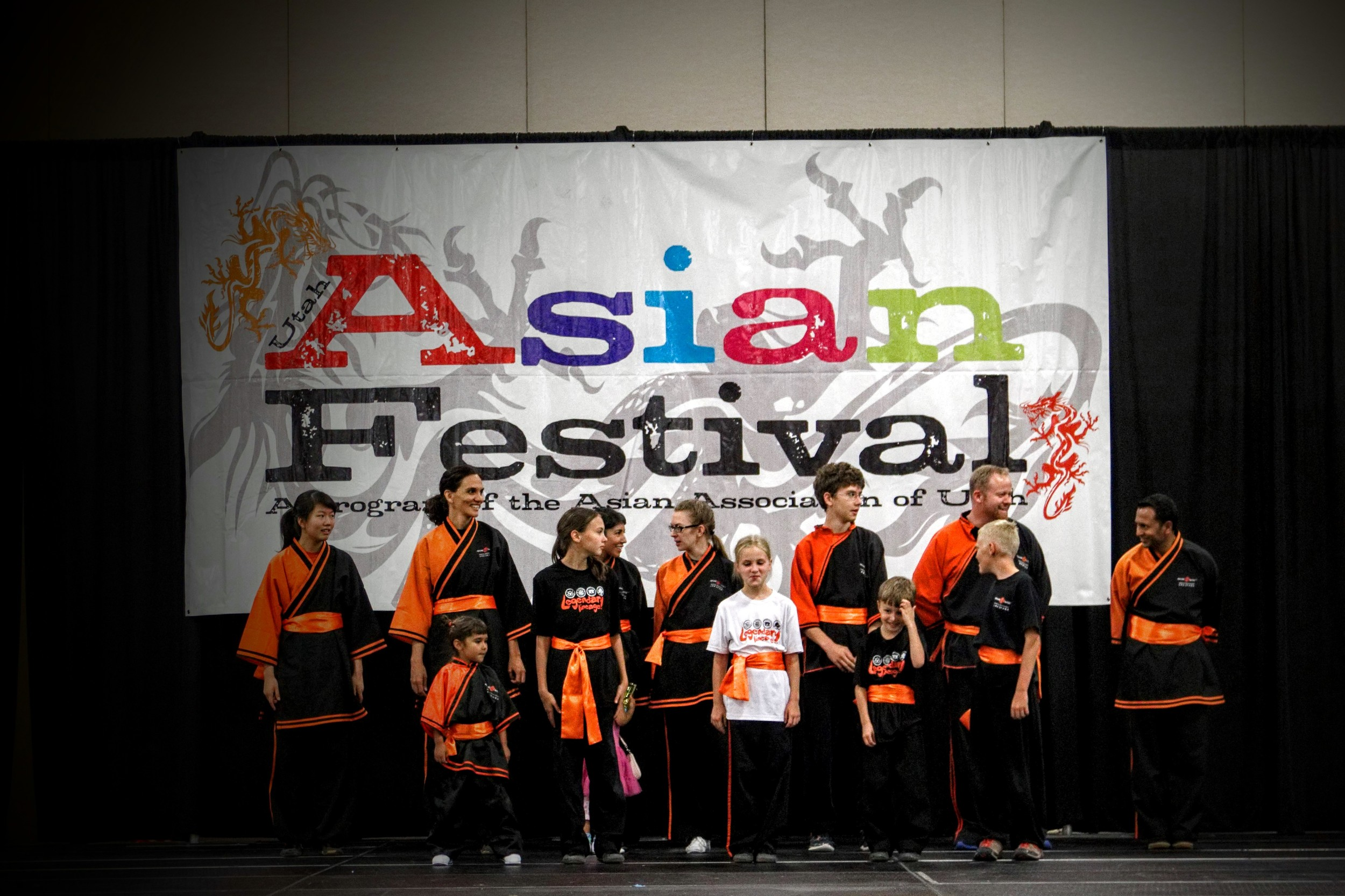 2015 Asian Festival, Salt Lake City, Utah.