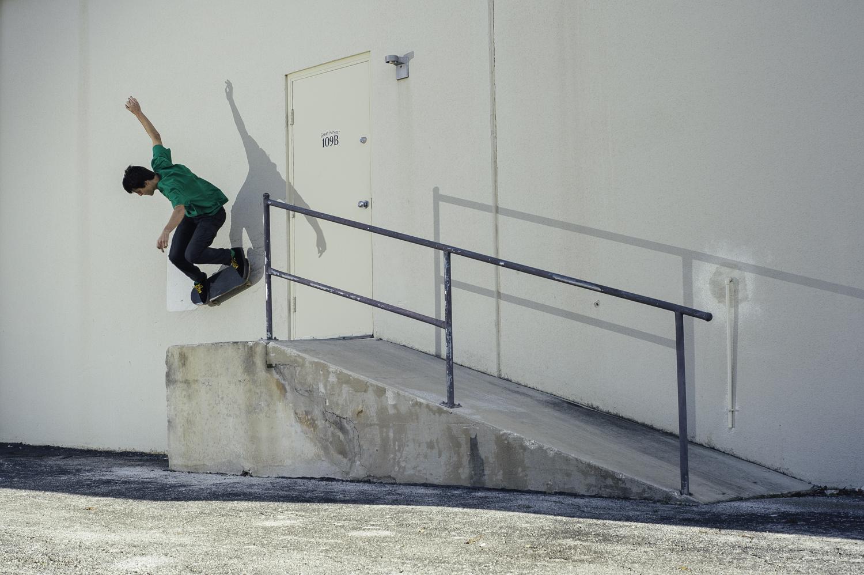 Zak Anders- GapWallride