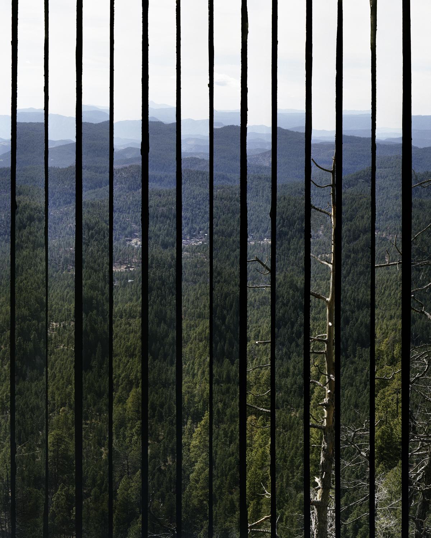 Lenticular Mountainscape