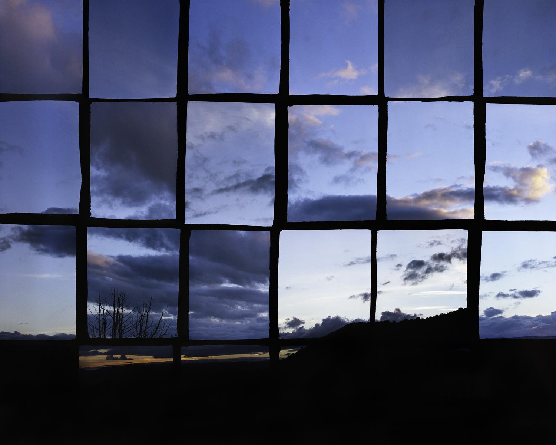 Rearranged Skyscape #1