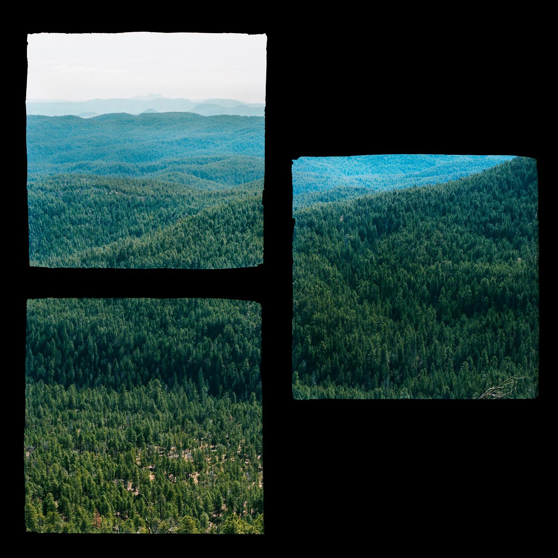 Fragmented Landscape #2