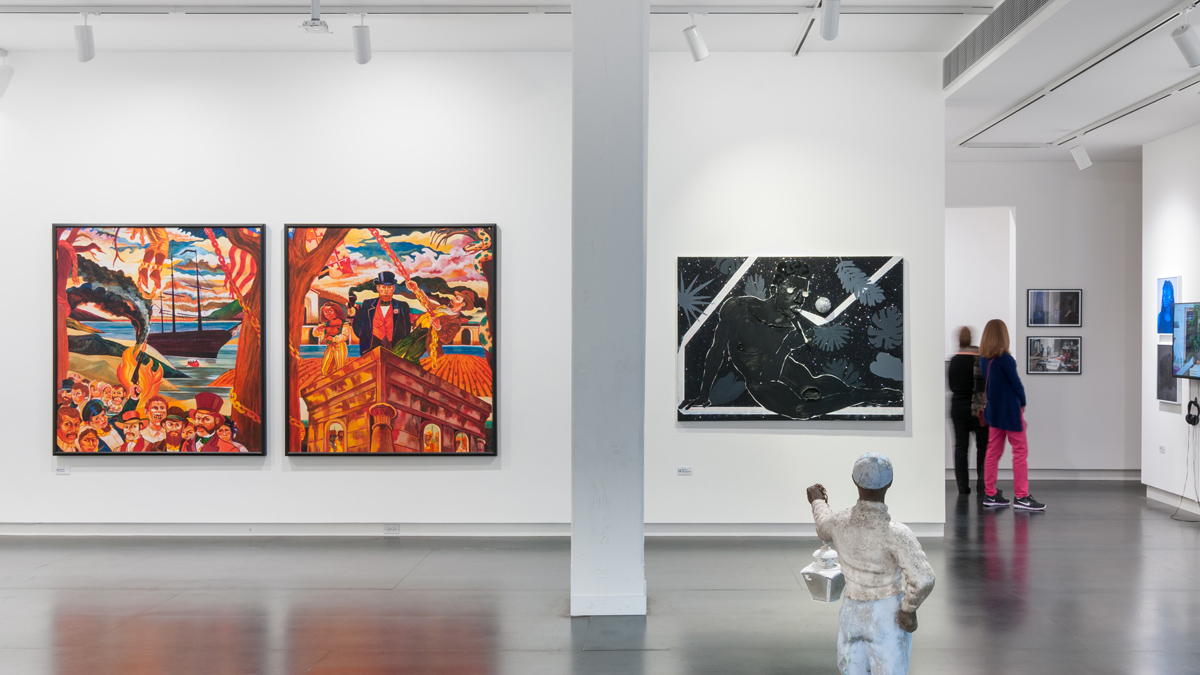 The Soul of Black Art: A Collector's View  photo by Mario Gallucci