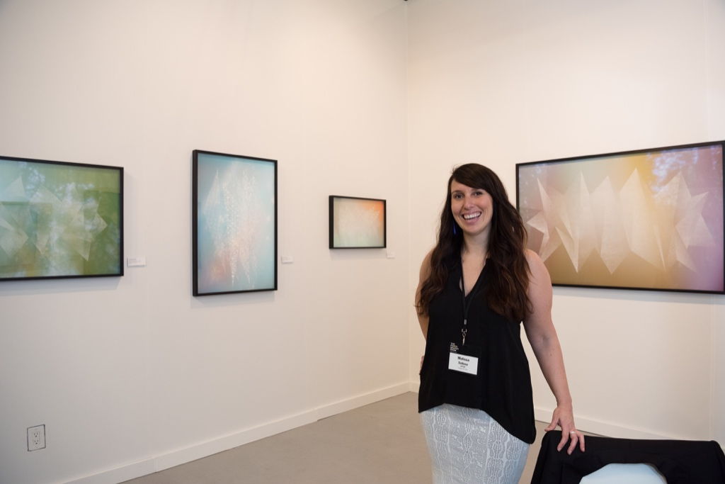 Director Melissa Soltesz, AIPAD portraits 3-29-17  © Julienne Schaer
