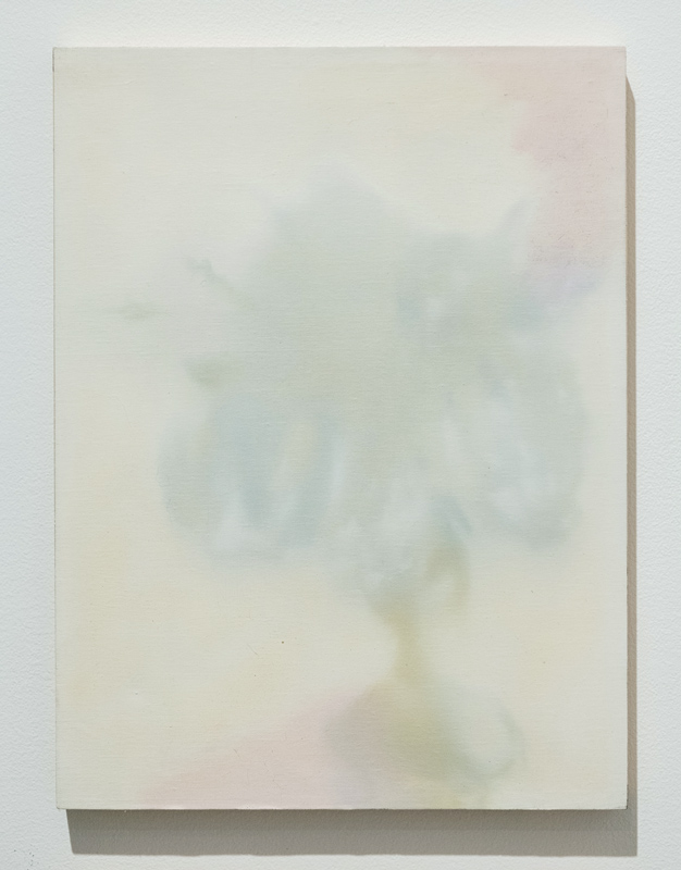Wedding Bouquet (5) , 2013 – 2014 oil paint on linen, mounted to wood panel 16 x 12 x 1 inches