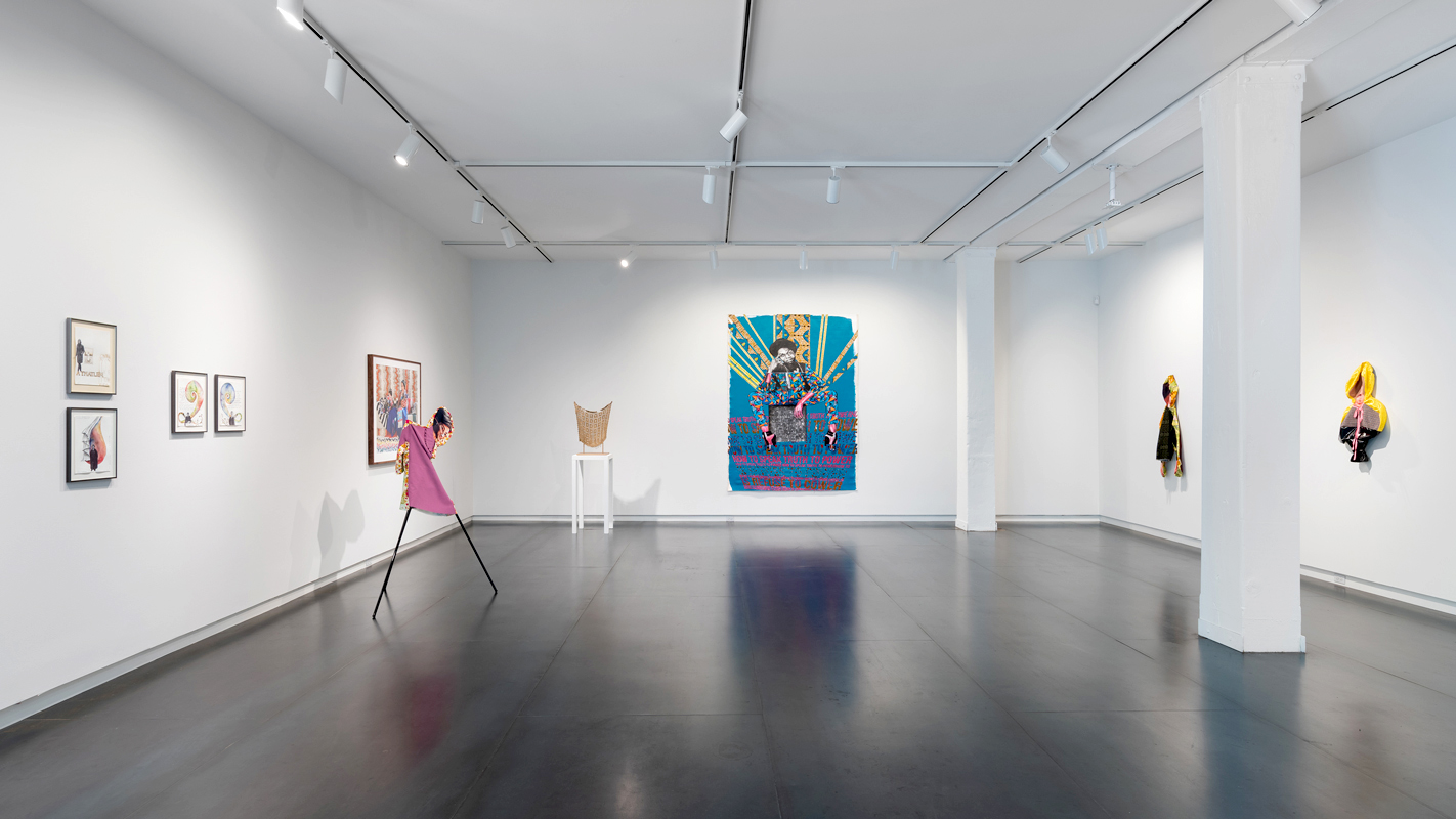 Dear Lucy , on view at Upfor July 3 – August 31, 2019 Photo by Mario Gallucci