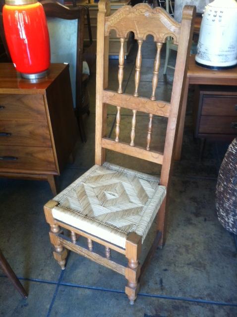 tall back hacienda chairs