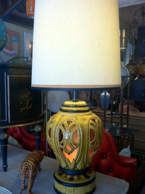 lamps with nightlight in base