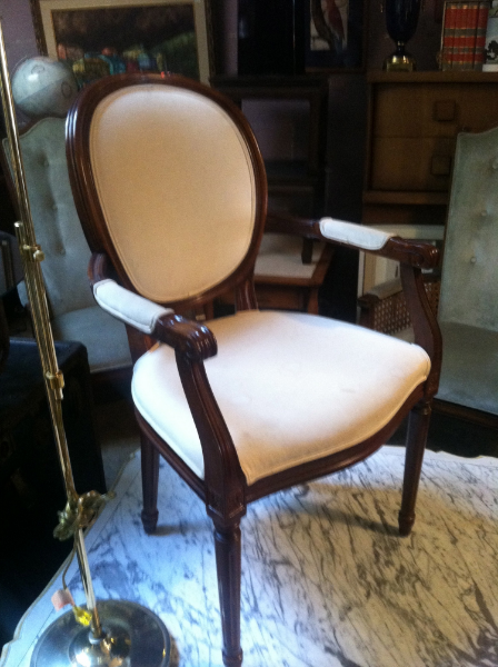 french style american chair