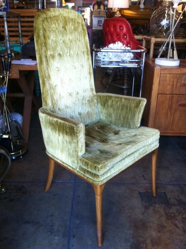modernist arm chairs