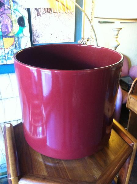 Set of Three Large Pots