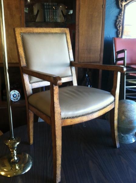 european arm chair
